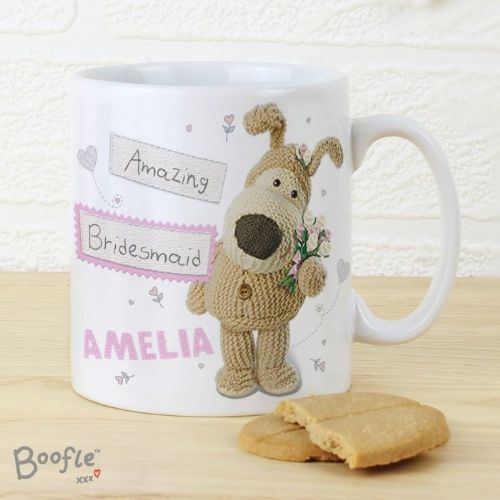 Boofle Female Wedding Mug